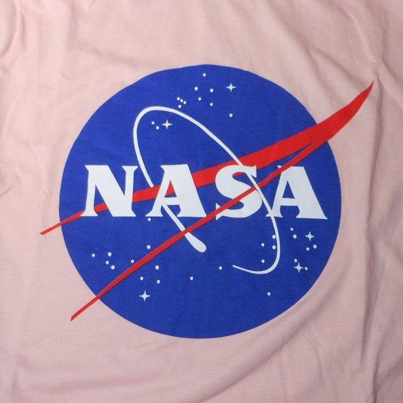 New NASA SHUTTLECREW long sleeves T shirt